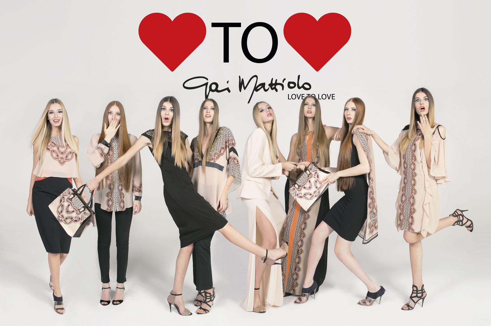super popular b1a9b d646b Gai Mattiolo LOVE TO LOVE 2017   Angela Boutique - abiti da ...