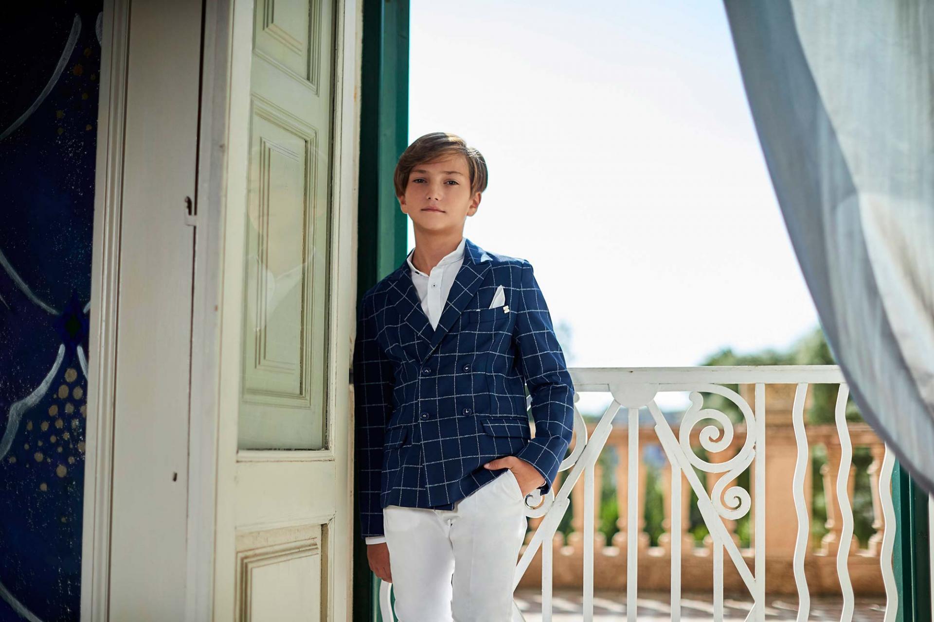 Carlo Pignatelli Junior 2020 | Angela Boutique abiti da